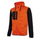 FELPA RAINBOW ORANGE FLUO SIZE XL